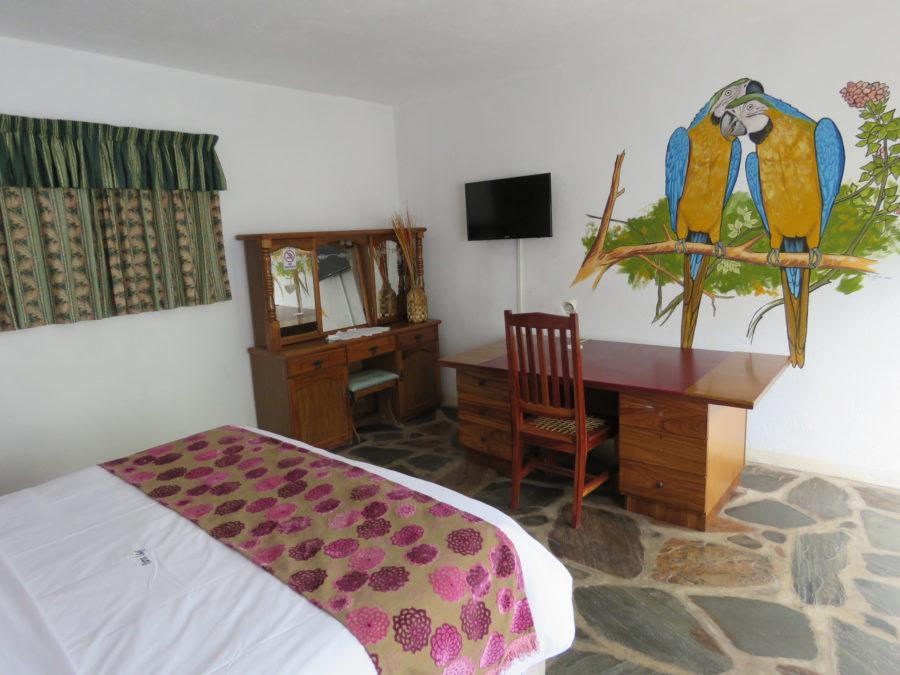 Parrot Lodge
