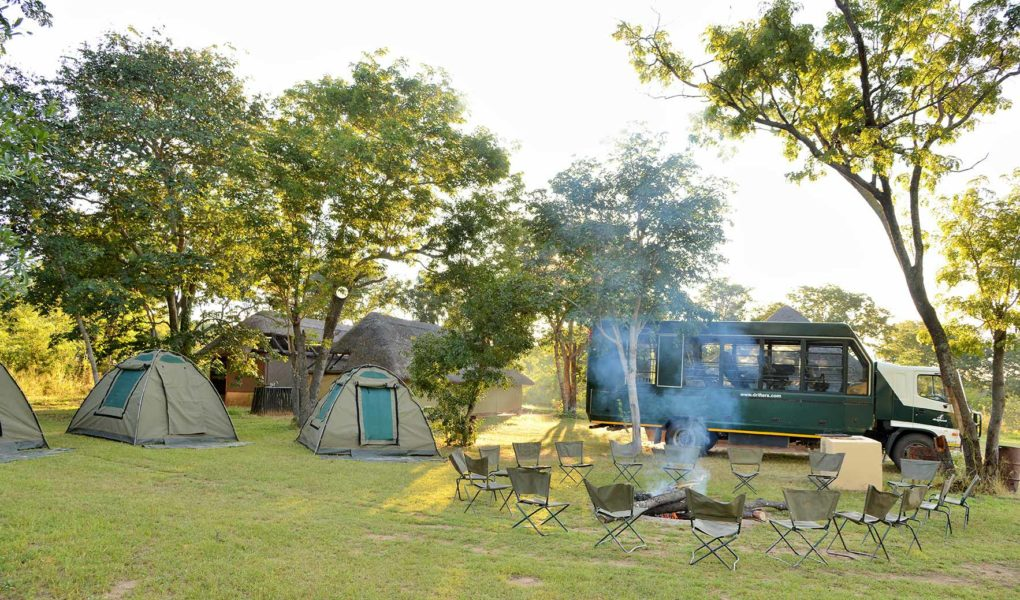Tuskers Campsite