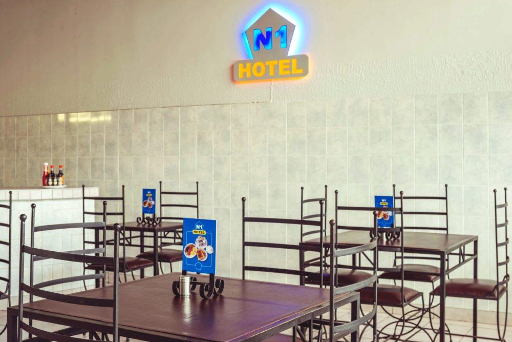 N1 Hotel Bulawayo