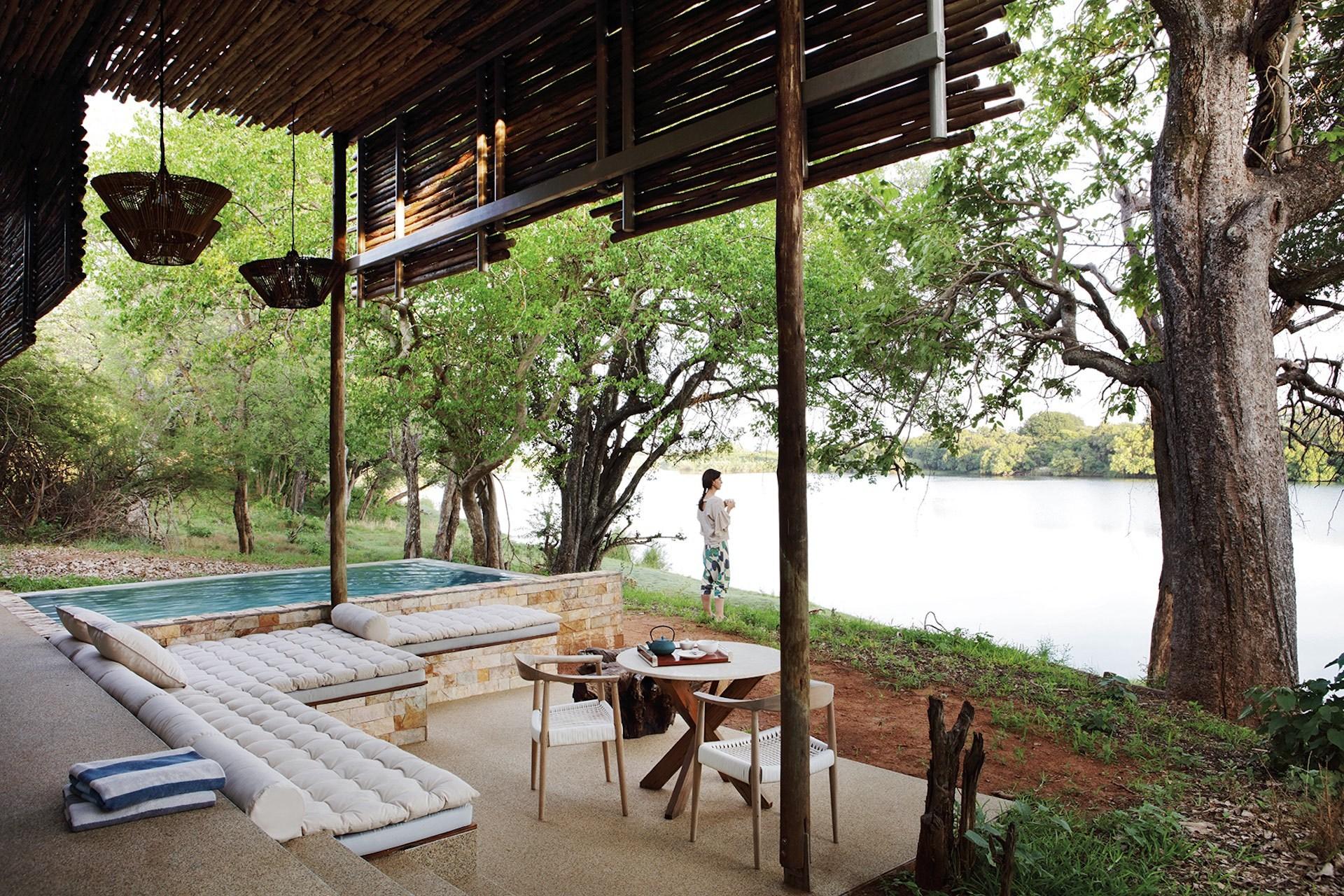Matetsi River Lodge