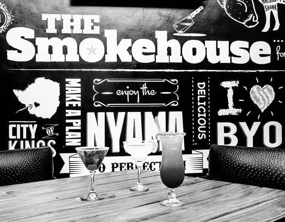 The Smokehouse slide 1
