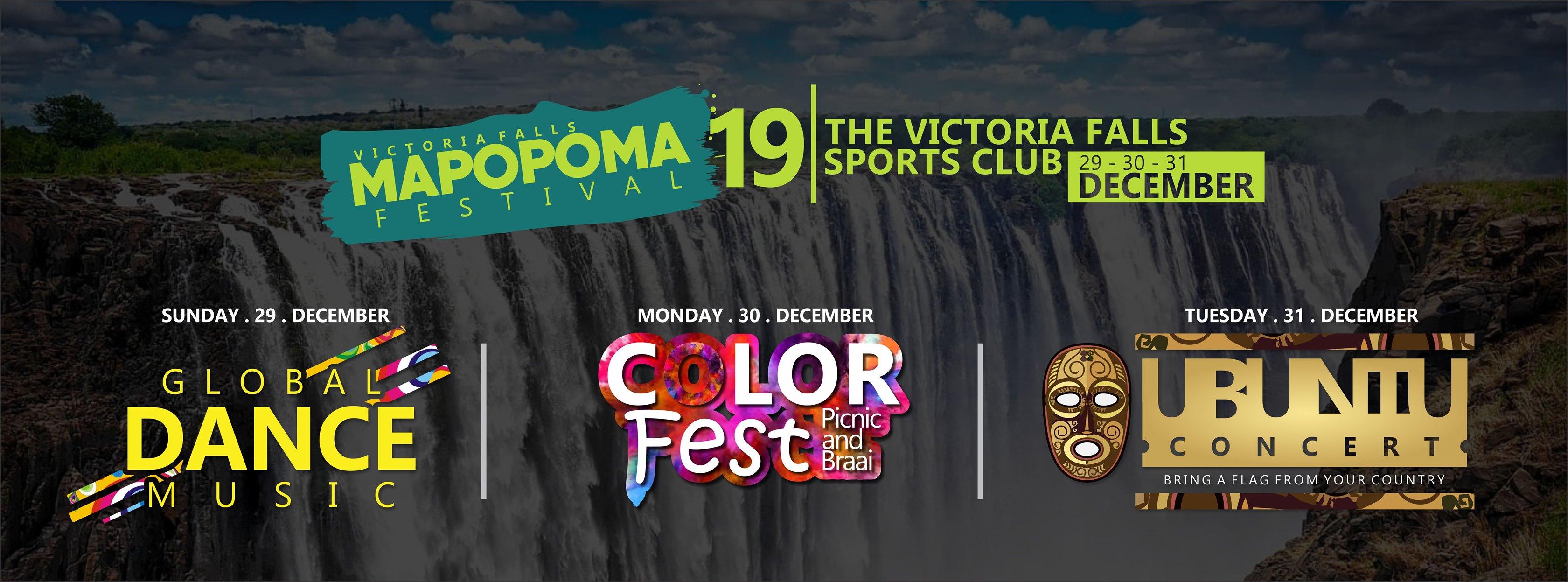 Mapopoma Festival 2019