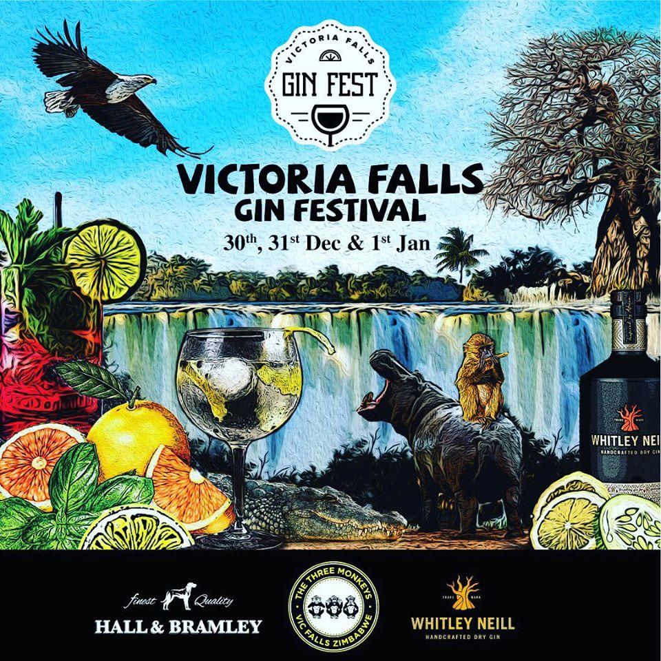 Victoria Falls Gin Festival
