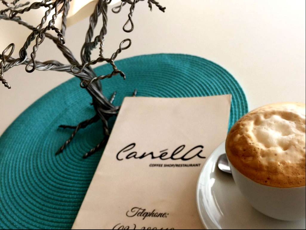 Canela Coffee Shop