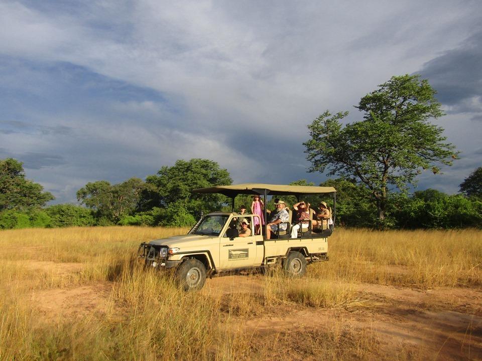 Chirundu Safari Lodge
