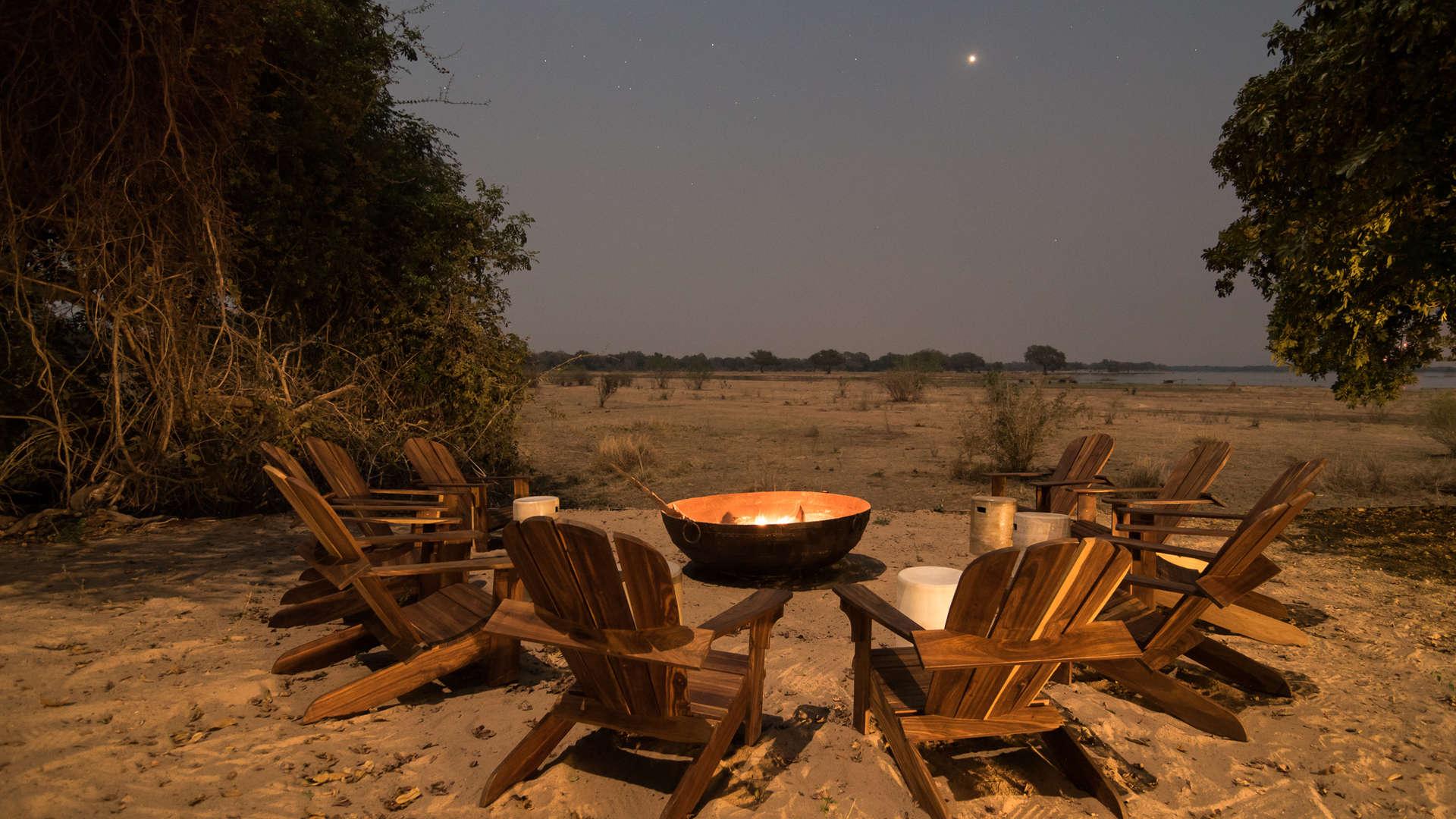 Chikwenya Camp