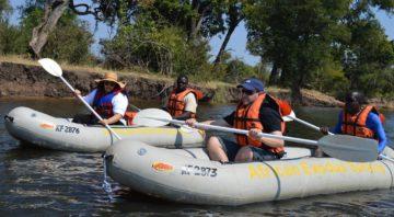 Victoria Falls Canoeing Company