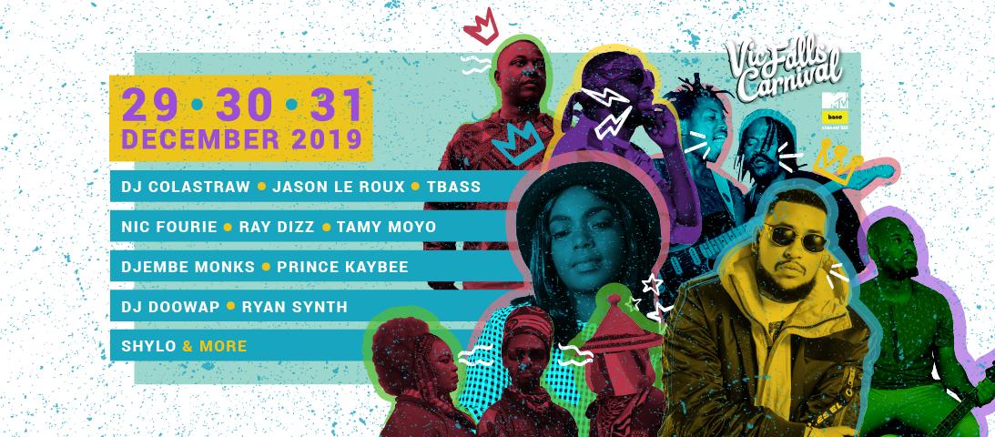 Vic Falls Carnival 2019