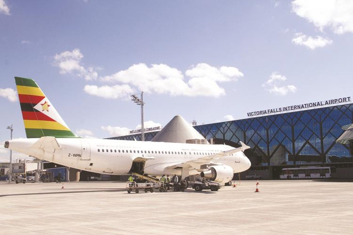 Photo of Victoria Falls Airport