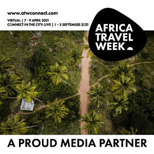 Africa Travel week Square Ad
