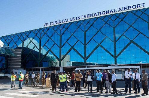 Photo of Victoria Falls Airport Zimbabwe