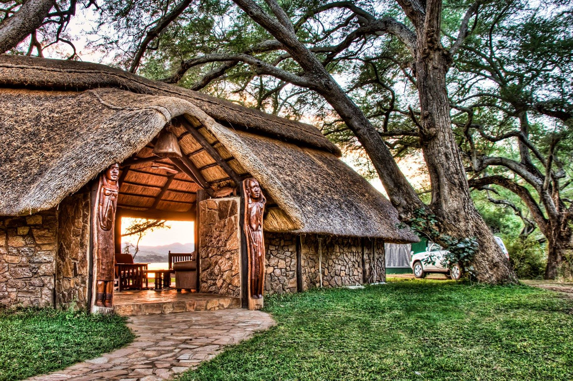 Chewore Lodge and Campsite