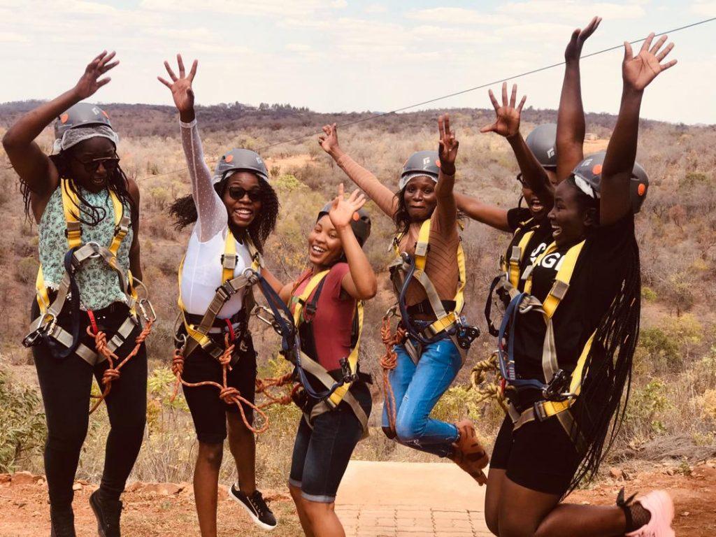 Zipline in Bulawayo