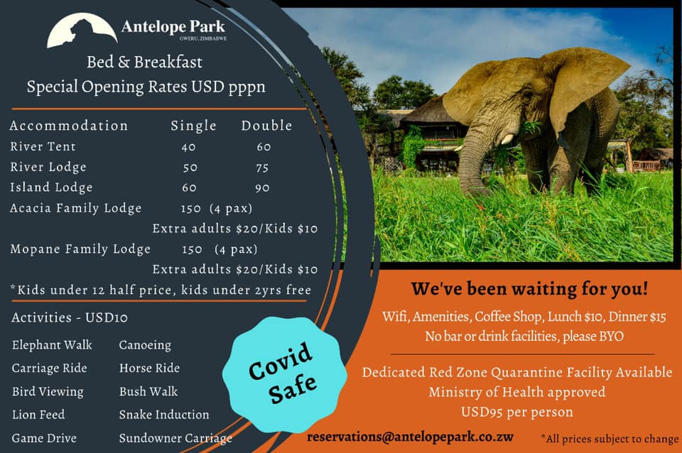 Antelope Park Special