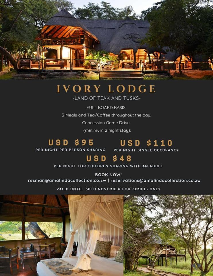 Ivory Lodge Special