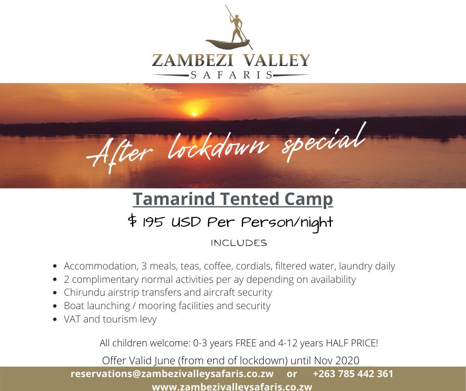 Tamarind Tentet Camp Special