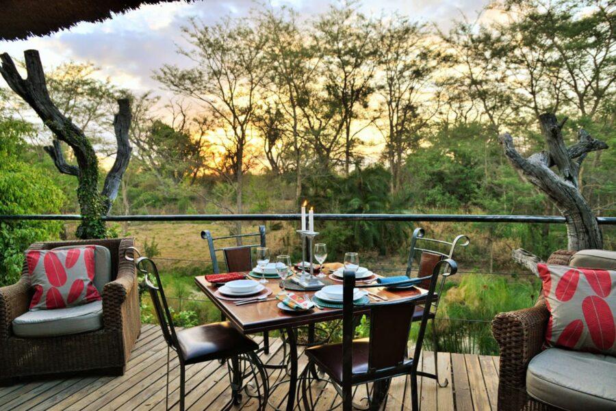 Pamuzinda Safari Lodge